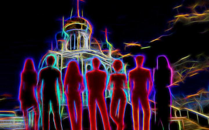 В храме Святых Новомучеников и Исповедников Церкви Русской возобновил свою работу Молодежный клуб