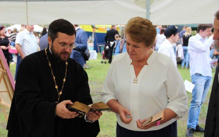 Смоленская епархия приняла участие в Фестивале исторической реконструкции «Гнёздово»