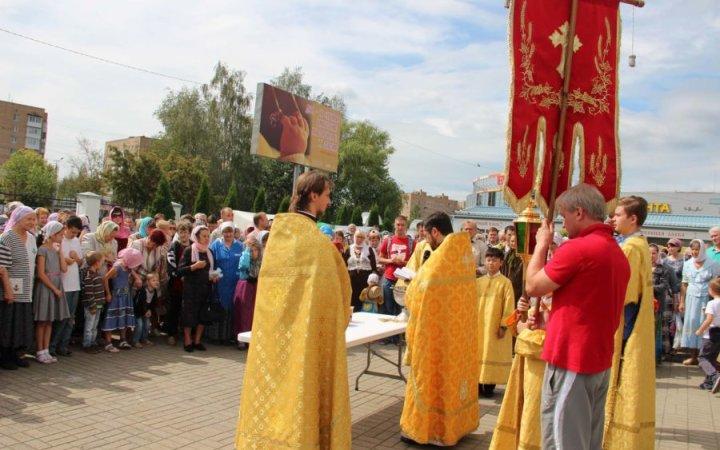День Происхождения (изнесения) Честных Древ Животворящего Креста Господня