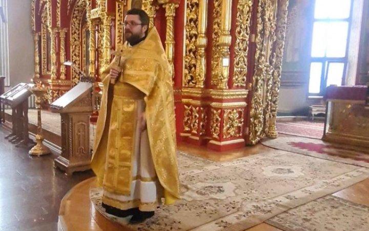 Проповедь настоятеля храма протоиерея Валерия Рябоконь в Неделю по Воздвижении