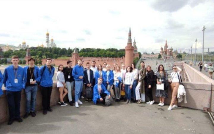 Участники проекта «Жемчужное ожерелье Святой Руси» совершили поездку в город-герой Москву