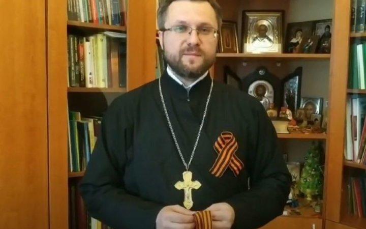 Приход храма Святых Новомучеников принял участие в акции «Георгиевская ленточка»