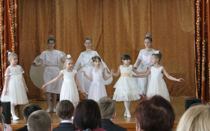 «Они учат нас добру» День православной книги в МБОУ «СШ № 12»