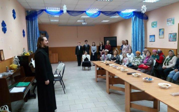 Концерт в храме Святых Новомучеников и Исповедников Церкви Русской