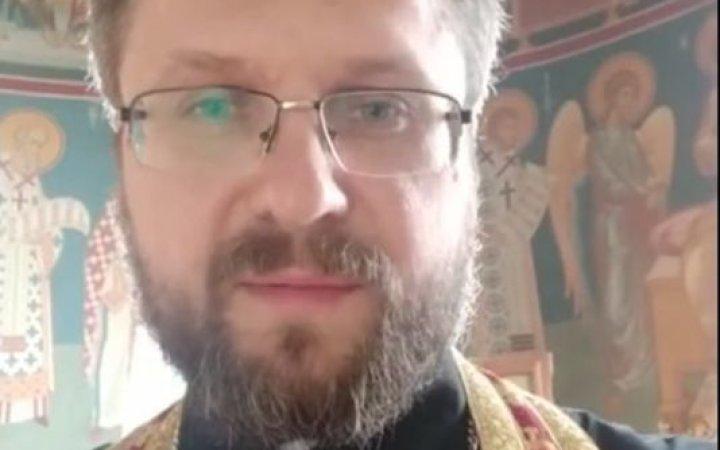 Поздравление настоятеля храма Новомучеников Российских, протоиерея Валерия Рябоконь с праздником Светлого Христова Воскресения!