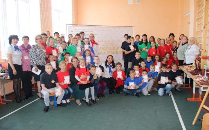 Мероприятия Фестиваля детского творчества «Смоленщина без границ» в Рославле
