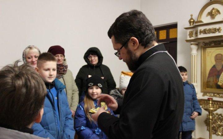 «Прогимназия «Полянка»  в храме Святых Новомучеников Российских