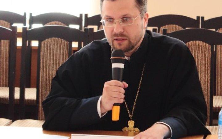 Настоятель храма принял участие в круглом столе, посвященный духовным ценностям в русской культуре