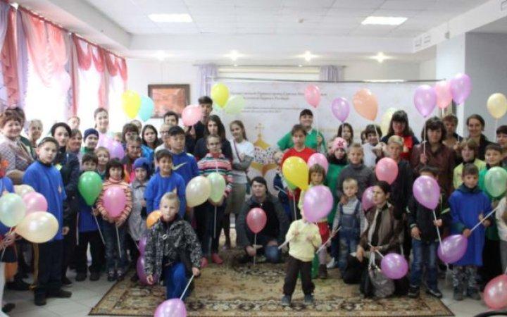 Мероприятия Фестиваля детского творчества «Смоленщина без границ» в детском реабилитационном центре «Вишенки