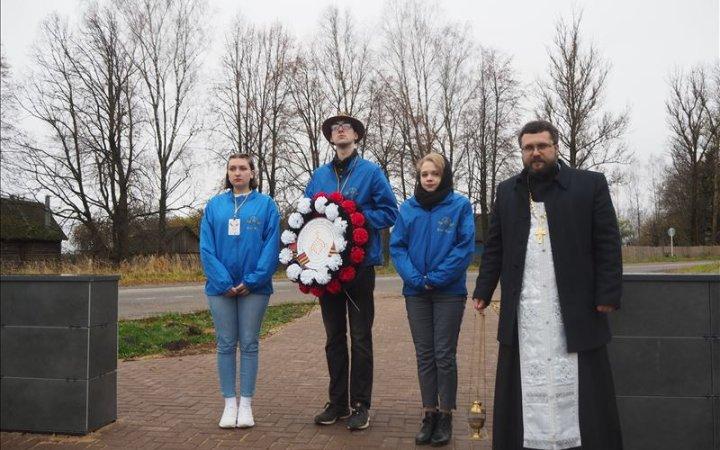 Поездка участников проекта «Жемчужное ожерелье Святой Руси» в деревню Соловьёво