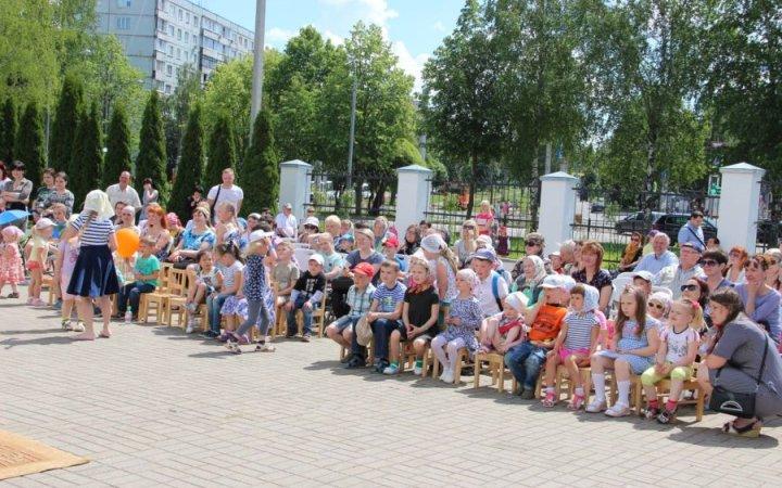 День защиты детей в храме Св. Новомучеников и Исповедников Церкви Русской г. Смоленска