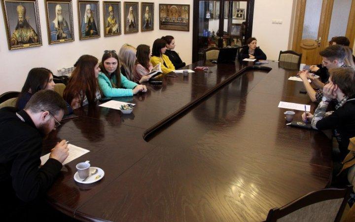Участники проекта «Жемчужное ожерелье Святой Руси» обсудили поездку в Полоцк