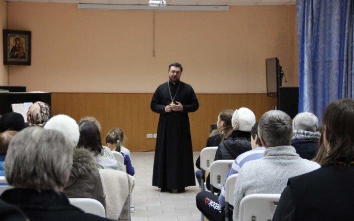 День православной книги в храме свв. Новомучеников и Исповедников Церкви Русской