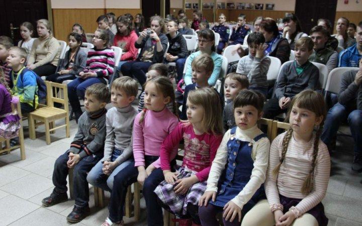 Началась реализация проекта «Православного фестивального инклюзивного творческого движения детей и молодежи «Смоленщина без границ».