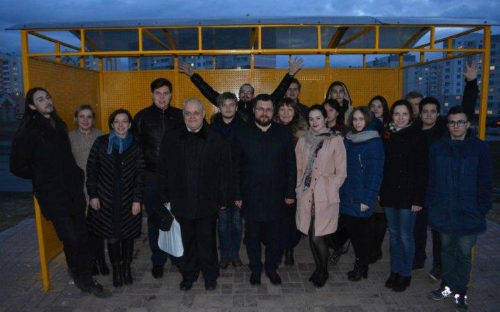 Участники проекта «Жемчужное ожерелье Святой Руси» посетили Витебск