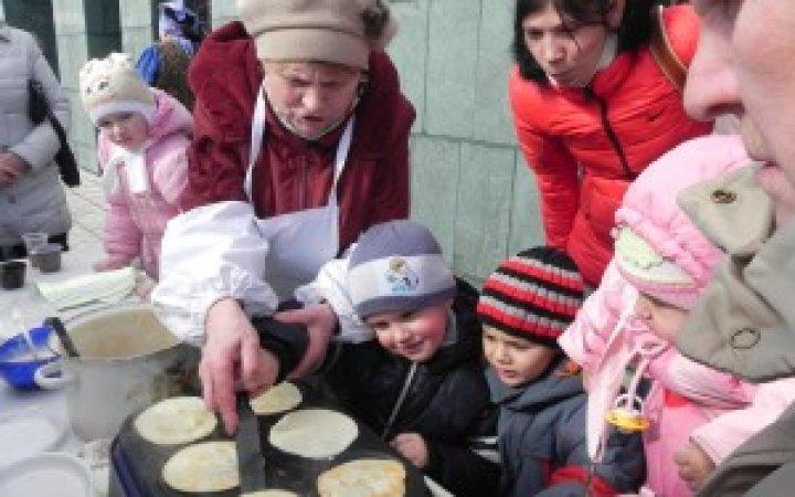 Смоленский дом для мам поблагодарил прихожан храма святых Новомучеников и Исповедников Церкви Русской за благотворительную акцию