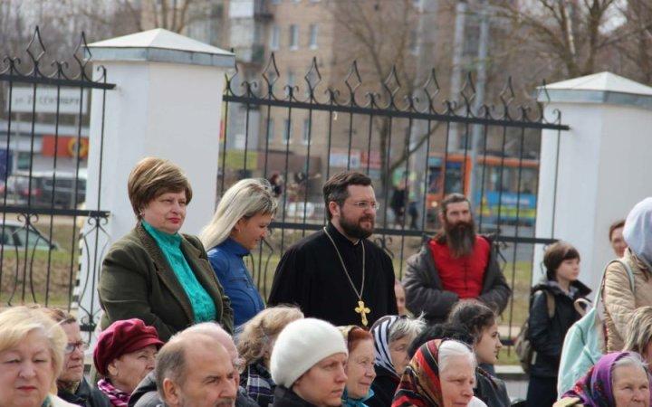 Пасхальные гуляния «Красная горка» при храме святых Новомучеников и Исповедников Церкви Русской