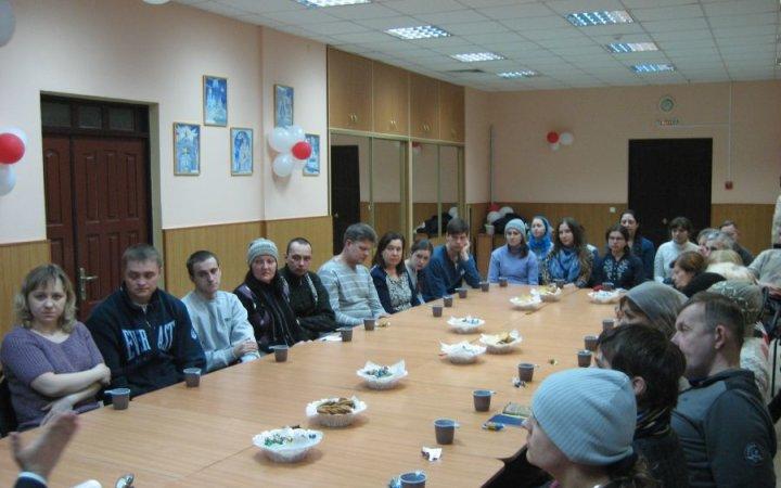 Для участниц семейного клуба «Зёрна» начался просветительский курс «Родительские встречи»