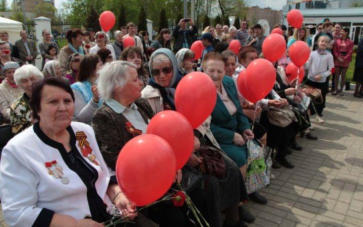 Празднование Пасхи Христовой и Дня Победы  в храме Новомучеников Церкви Русской