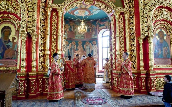 Праздник 8 мая в храме Святых Новомучеников