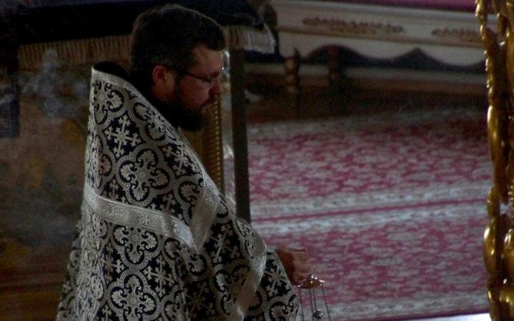 Обращение к прихожанам о помощи Храму Святых Новомучеников настоятеля протоиерея Валерия Рябоконь
