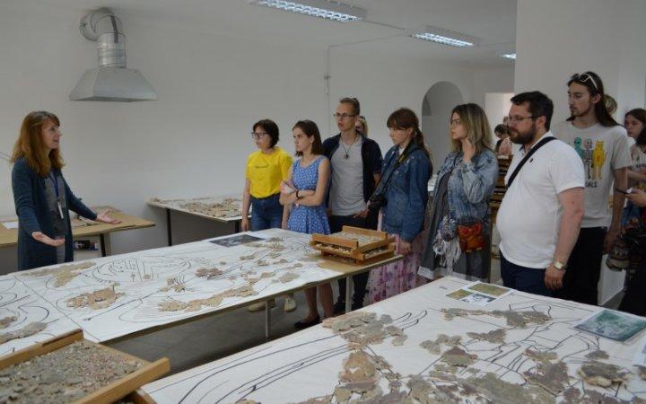 Команда проекта «Жемчужное ожерелье Святой Руси» побывала в Великом Новгороде