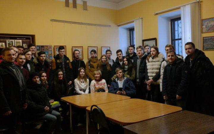 Студенты-энергетики познакомились с деятельностью молодежного культурно-просветительного центра