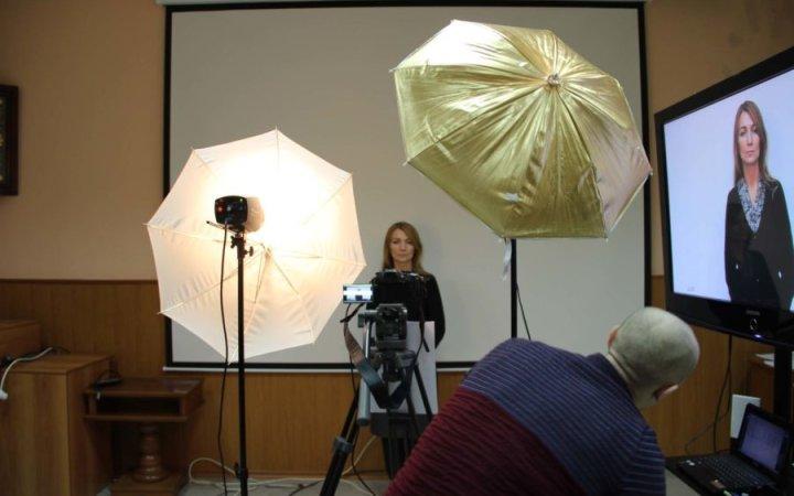 Записаны видеоролики для просветительского курса «История Православной Церкви для глухих и слабослышащих»