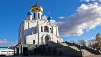 Храм Святых Новомучеников и Исповедников Церкви Русской